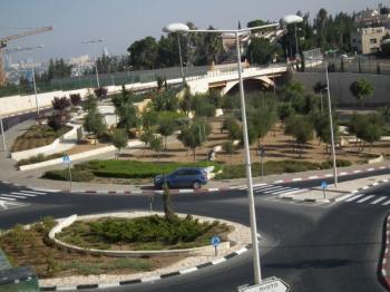 מחלף לייב יפה - ירושלים